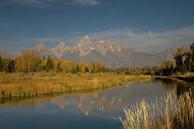Photograph - Grand Teton National Park by Carol Polich Photo Workshops