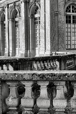 Photograph - Grand Trianon by Olivier Le Queinec
