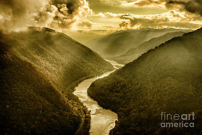 Photograph - Grandview Morning Light by Thomas R Fletcher