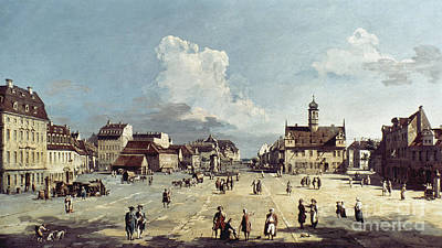 Photograph - Granger by Bellotto