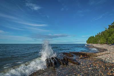 Photograph - Graveyard Coast by Gary McCormick