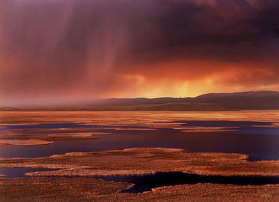 Photograph - Grays Lake Splendor by Leland D Howard