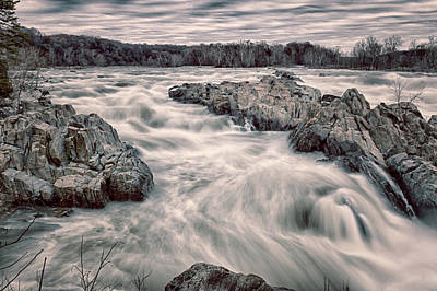 Photograph - Great Falls by Travis Rogers