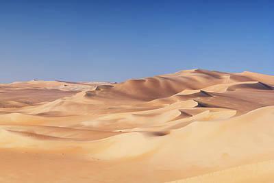 Great Sand Sea, Sahara Desert, Africa Art Print by Hadynyah