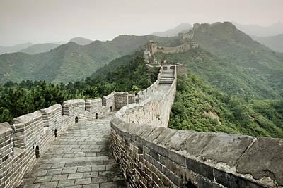 Photograph - Great Wall Of China, China by Inigoarza