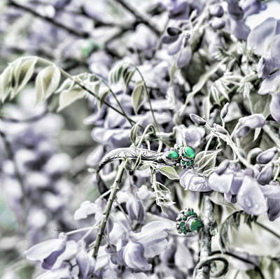 Photograph - Green Bracelet by Sharon Popek