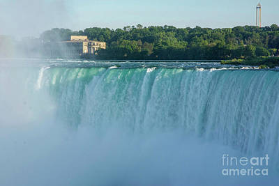 Photograph - Green Overflow by Ruth H Curtis