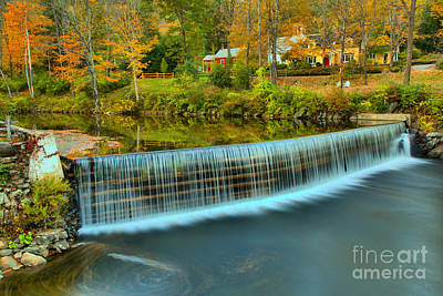 Photograph - Green River Crib Dam by Adam Jewell