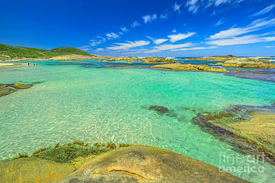 Photograph - Greens Pool Australia by Benny Marty