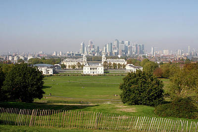Photograph - Greenwich Park, London by Aidan Moran