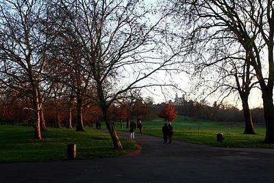Photograph - Greenwich Park, London, England by Aidan Moran