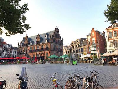 Photograph - Grote Markt - Nijmegen  by Doc Braham