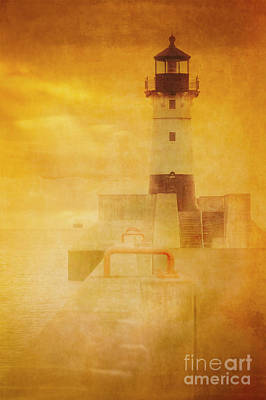 Photograph - Guardian Of The Harbor by Scott Kemper