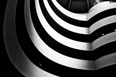 Photograph - Guggenheim Ribcage by Photo By Stuart Gleave