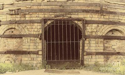 Photograph - Guignard Kilns-2 by Charles Hite