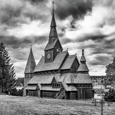 Photograph - Gustav Adolf Stave Church, Harz by Andreas Levi