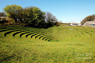 Lucille Ball - Gwennap Pit   by Terri Waters