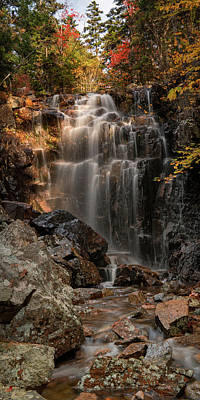 Photograph - Hadlock Falls by Darylann Leonard Photography