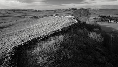 Photograph - Hadrian Mono by David Taylor