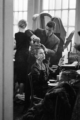 Photograph - Hairdo by Ronald Dumont