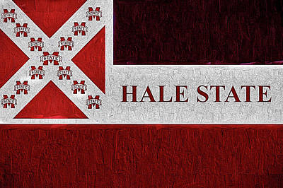 Digital Art - Hale State by JC Findley