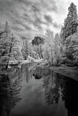 Photograph - Half Dome by Liordrz© Photography