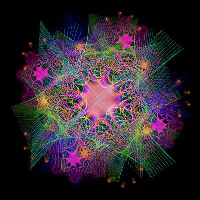 Digital Art - Halliating by Andrew Kotlinski