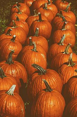 Halloween Harvest - 2 Art Print