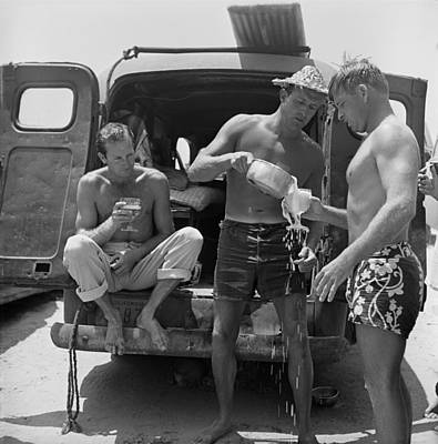 Photograph - Hammerhead Gravage by Loomis Dean
