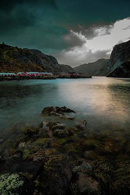 Hamnoy, Lofoten Islands Art Print