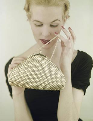 Photograph - Handbag by Hulton Archive