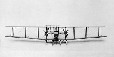 Photograph - Handley Page V1500 by Hulton Archive