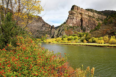 Photograph - Hanging Lake Rest Stop On I-70 by Ray Mathis