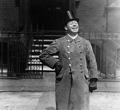 Photograph - Happy Driver by Hulton Archive