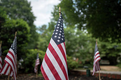 Photograph - Happy Fourth Of July by Doug Ash