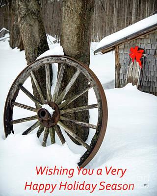 Photograph - Happy Holiday Season by Alana Ranney