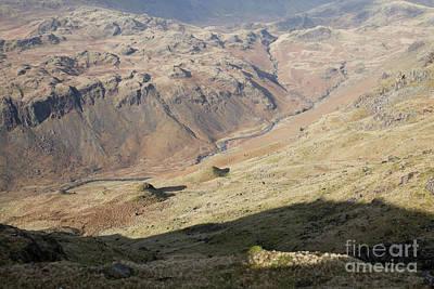 Photograph - Hard Knott View Of Upper Eskdale by Gavin Dronfield