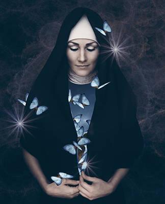 Surrealism Digital Art - Harmony inside by Mihaela Pater