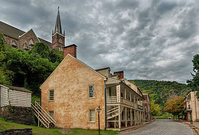 Photograph - Harpers Ferry Early Autumn 2018 by Lara Ellis