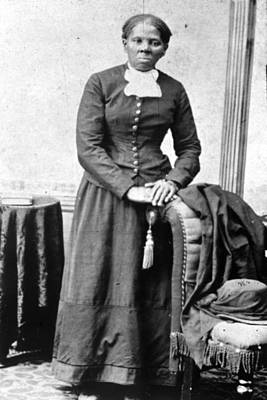 Photograph - Harriet Tubman by Mpi
