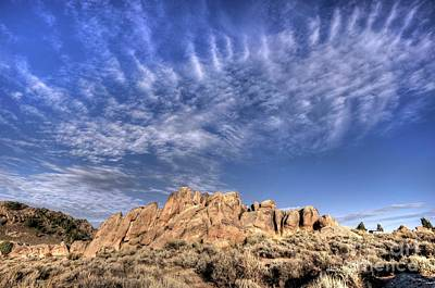 Photograph - Hartman Rocks by Joe Sparks