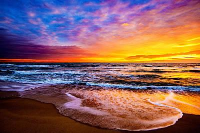 Photograph - Hatteras Dawn  by John Harding