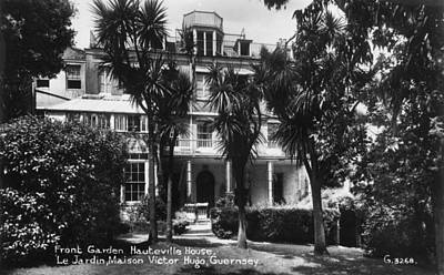 Hauteville House Art Print by Hulton Archive