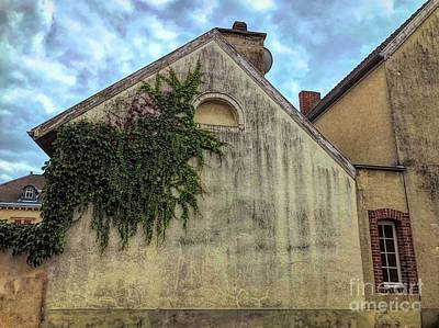Moet Wall Art - Photograph - Hautvillers Home by Luther Fine Art