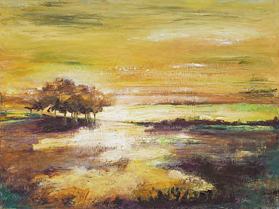 Painting - Have You Seen the Sun? by Nan Davis