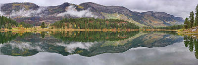 Photograph - Haviland Lake Pano by Theo O'Connor