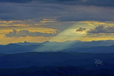 Photograph - Hawks Bill Mountain Sunset by Meta Gatschenberger