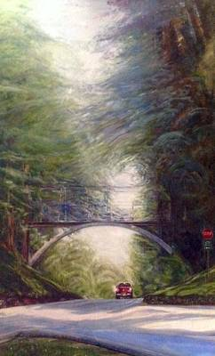Painting - Heading East by J Reynolds Dail