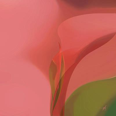 Digital Art - Heart Of The Matter by Gina Harrison