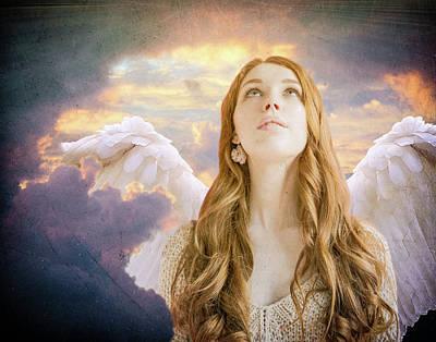 Photograph - Heaven by Galatia420